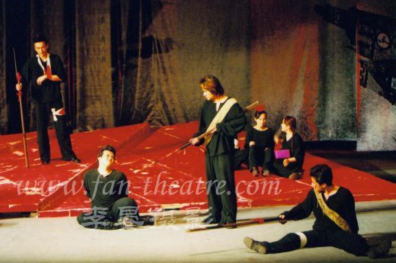 戏剧边上的三个人 - 赵宁宇 - 赵宁宇 乌衣巷里醉平生