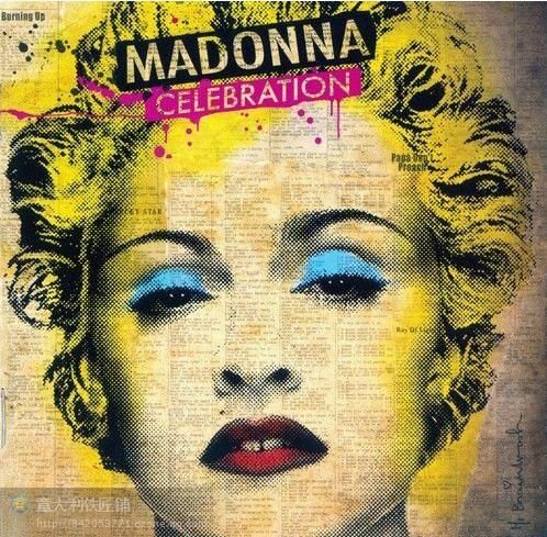 Madonna - Discography (1983 - 2009) - 意大利铁匠 - 分享劲爽节奏--XINBO21