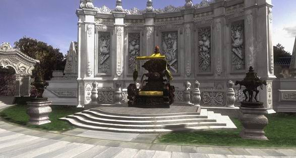 3D恢复圆明园(中华瑰宝) - 京城一叶 - 我的博客
