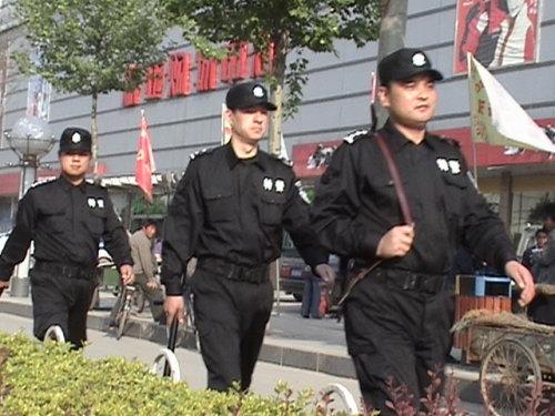 邢台巡警特警支队今起开始武装巡逻 - xt5999995 - 赵文河的博客