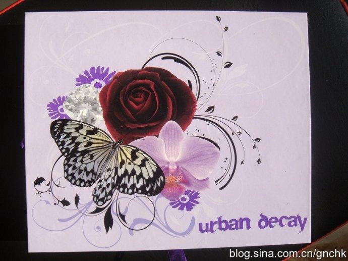 Urban Decay Book of Shadows 四本十六色眼影書們集体試色 - 小住住 - 住住美妝瘦身分享 (網易版)