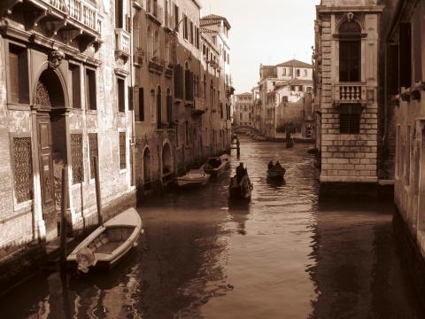 又见威尼斯 - 旷野玫瑰 - 旷野玫瑰