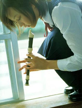 我现在唯一还会的乐器——小学吹的竖笛 - 198910 - 蒋方舟的博客