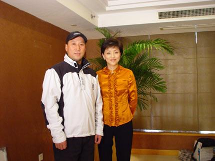 李永波 中国羽毛球队的奥运征途 - 杨澜 - 杨澜
