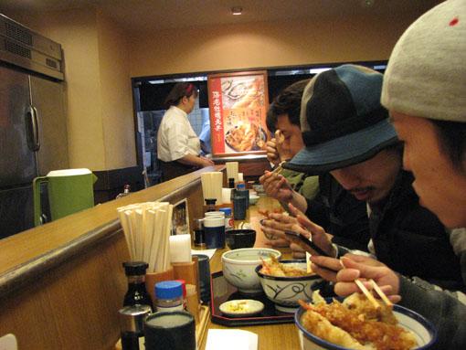 北京商场食街与日本的差距(图) - 徐铁人 - 徐铁人的博客