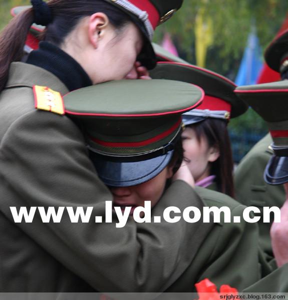 悠悠军旅情 - 蓝天 - 联峰山下的哨兵  无悔的军旅