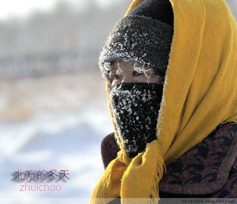 北方的 冬天(人物)1 - 追潮01 - 追潮-用镜头记录人间的美!