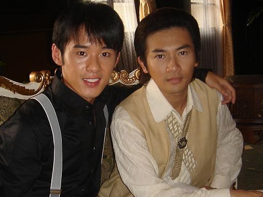 和苏有朋作兄弟 - 高昊 - 高昊 的博客