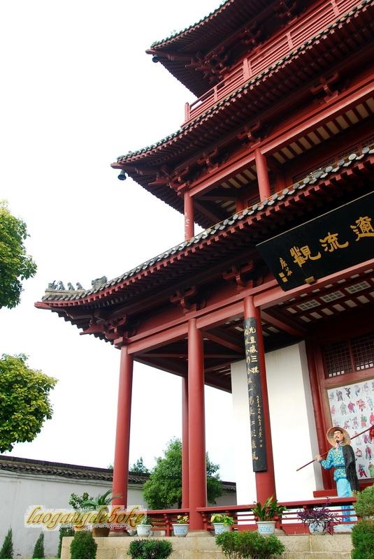 江西滕王阁·浔阳楼 - 莺歌燕舞 - 莺歌燕舞