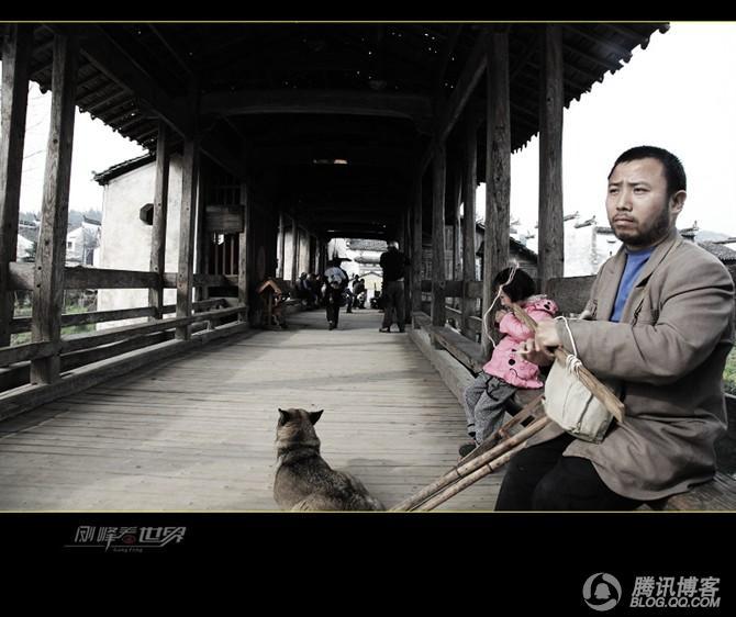 再叙婺源(人文美景添加) - 刚峰先生 - 天涯横呤