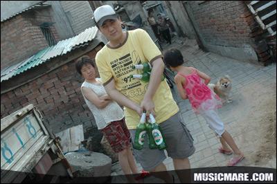 鼓西会的七月 -  №.20070701(三) - 老范 - 老范的博客