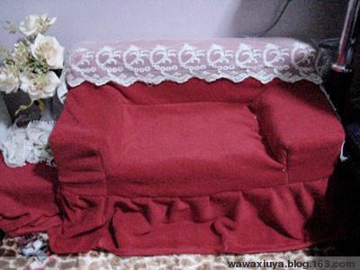 沙发终于大公告成啦~~~~ - wawaxiuya - *鬼娃娃*修丫