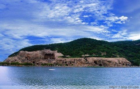 【原创】三大石窟风采 - mfg3111 屲林坡 - 屲林坡的博客