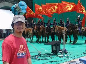 著名演员胡军为采纳客户白象代言 - 朱玉童 - 朱玉童的博客
