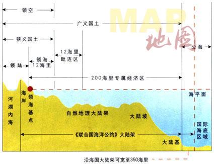 中国有多大 - 《地图》 - 《地图》杂志官方博客