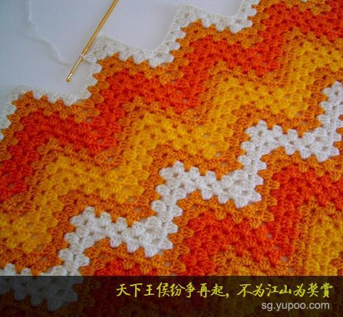 编织配色  - 一沙一世界 - 一沙一世界的博客