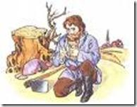 伊索寓言故事-农夫和蛇