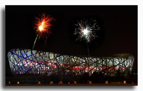 运城人期盼奥运圣火 - 快乐老人 - kldlt2020的博客