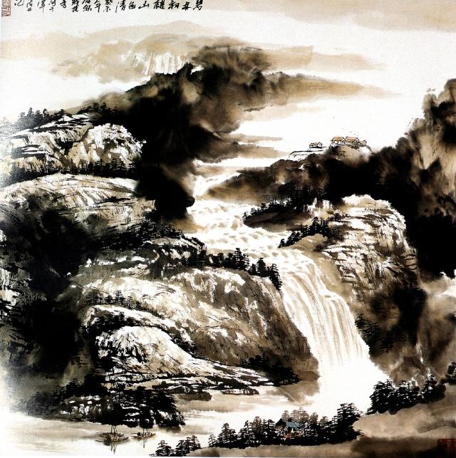 谦谦君子,画夺造化—说画家(钱桂芳)、扯照相......  - sheshiyingju - sheshiyingju的博客