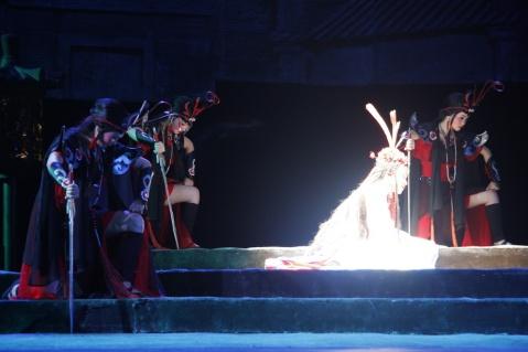 粤剧《蝴蝶公主》舞台摄影 - 画家昃伟 - zbzewei的个人主页