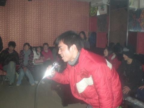 2008年的小学同学聚会