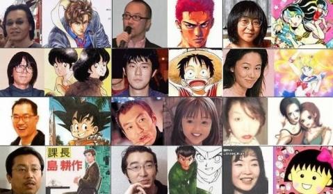 【转载】你看过吗?史上最全日本漫画家照片 - zzyypdyncj - zzyypdyncj的博客