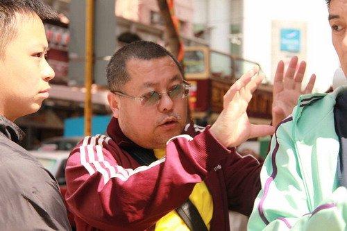 包机探班、香港封街拍摄——《西风烈》大手笔… - 魏君子 - 江湖外史之港片残卷