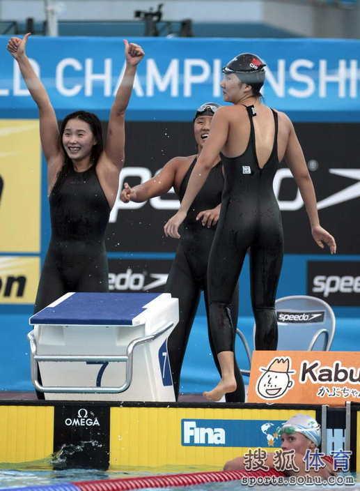 原来学游泳需要眉毛作为代价啊! - widebright - widebright的个人空间
