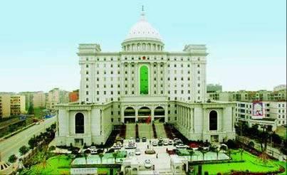 中美地方政府大楼对比 (组图)(四) - 老藤 - tengxuyan 的博客