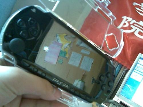 我的PSP - 蓝色Simon - 蓝色Simon的博客