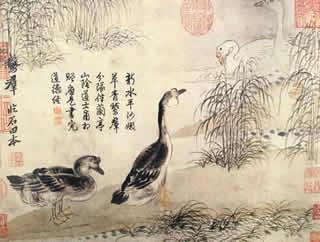 中国画的20种分类 - h_x_y_123456 - h_x_y_123456的博客