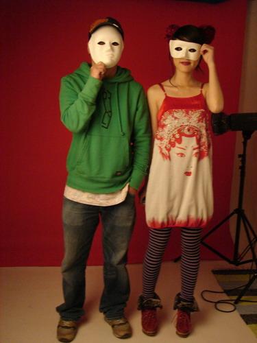 面具男女  - 独孤寻欢 - 独孤寻欢