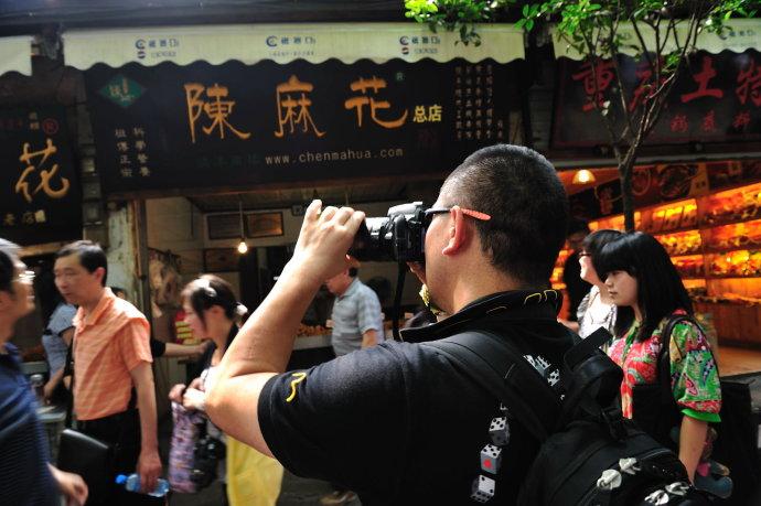"""【重庆4】谁比磁器口""""更重庆""""? - 行走40国 - 行走40国的博客"""