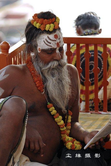 我和印度人一起在恒河沐浴 - Y哥。尘缘 - 心的漂泊