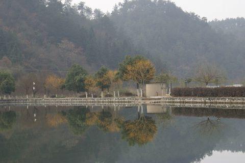 12月15日游画中的村庄-西递(原创) - 云中老马 - 云中老马