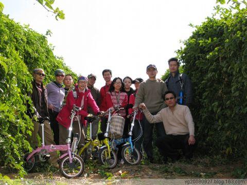 单车党09新春首次党员大会 - 阳光 - 爱在阳光空气中