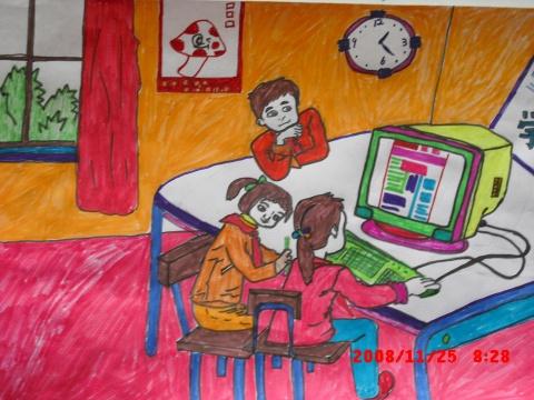 小學生的繪畫作品2 - hqr961的日志