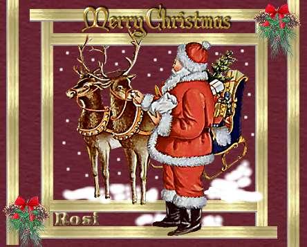 一组精美圣诞图片(卡片) - 沉默是金 -    沉默是金博客