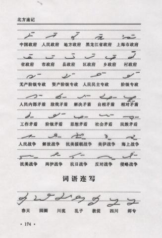 """跟我学《北方速记》第十章声符与韵符""""弯、冤、温、晕""""的拼音 - 速记天地 - 速记天地 宣传""""手写速记"""" 的 阵地"""