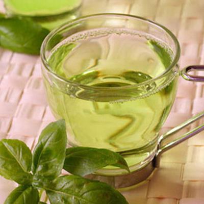 绿茶中含有的苦味丹宁酸