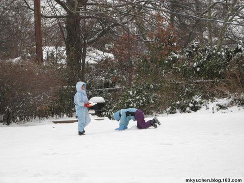 雪中记事(2) - 雨辰 - 雨辰的乐园