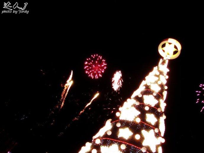 马尼拉2010年新年倒数全记录(图片+视频) - Jordy - 达人J