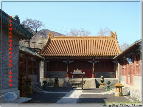 引用 故宫琉璃的故乡 --元代古村琉璃渠  (机灵图游记) - 冬天 - 冬天的博客