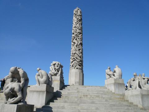 北欧见闻之二:奥斯陆 - 快乐老朽 - 快乐老朽祝您快乐