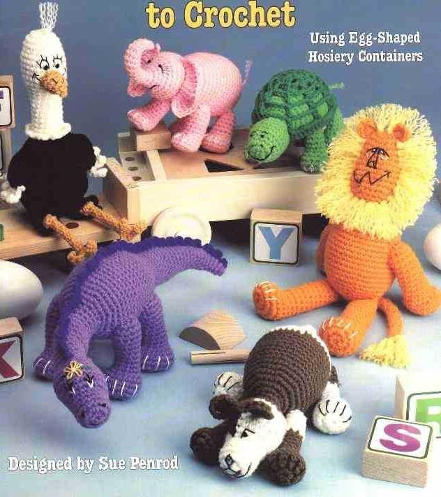 趣味动物 - 停留 - 停留编织博客