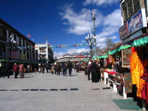 西藏:拉萨 - 如果 - 我的博客