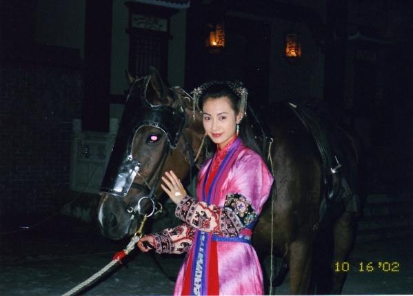 中国古装演员之杨雪 - 囡囡 - 博延影业杂志