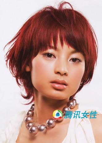08秋季短发最新潮元素 - qiannu.wx - 请叫我苗苗姐,OK?