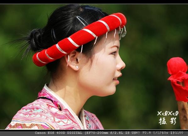 【民俗采风】畲家少女 - xixi - 老孟(xixi)旅游摄影博客