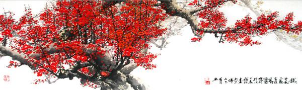 元旦春节喜庆顶区背景图片(已按网易尺寸) - 理睬 - 理 睬
